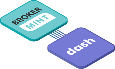 Brokermint and Dash@4x