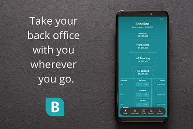 Take your back office with you wherever you go.